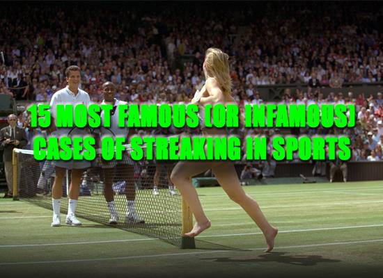 sports streakers