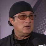 stevel seagal interview talking about ufc 148