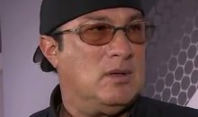 Sensei Steven Seagal Has No Problem Taking Credit For Anderson Silva's UFC 148 Victory (Video)