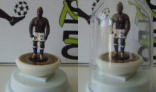 Check Out This Figurine Commemorating Mario Balotelli's Shirtless Flex Celebration At Euro 2012 (Pic and GIF)