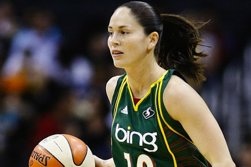sue bird wnba