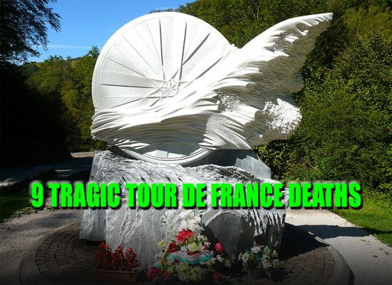 fabio casartelli memorial tour de france deaths