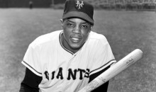 This Day In Sports History (July 18th) — Willie Mays