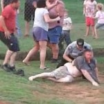 winder barrow speedway fight