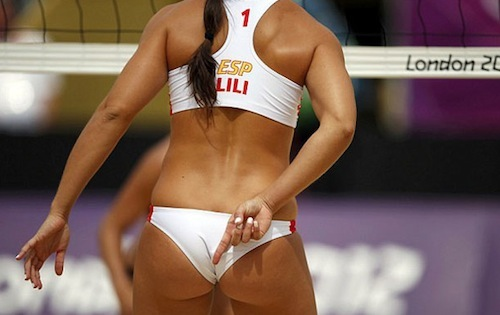 #1 2012 summer olympics beach volleyball liliana fernandez steiner