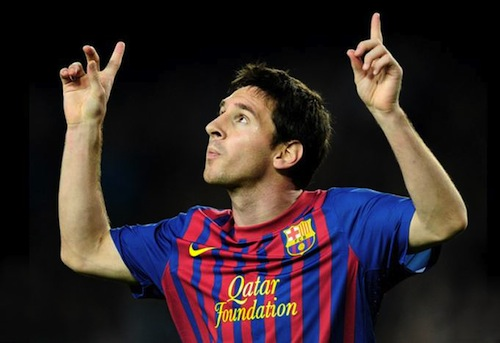 11 lionel messi highest paid athletes