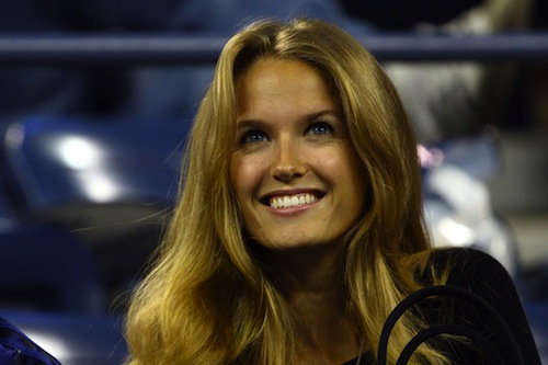 12 Kim Sears (Andy Murray girlfriend) U.S. Open WAGs