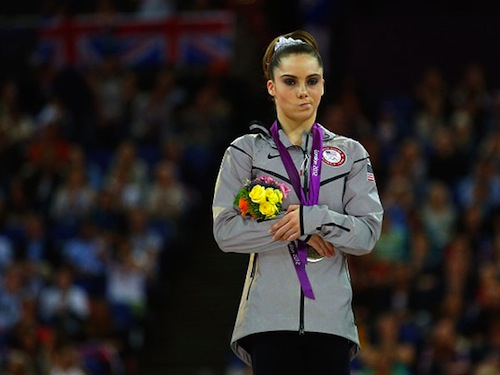 mckayla maroney not impressed