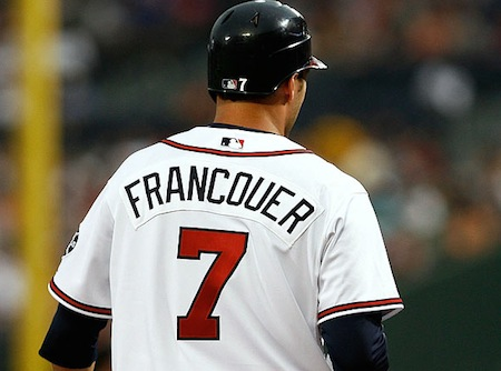 25 jeff francoeur misspelled jersey