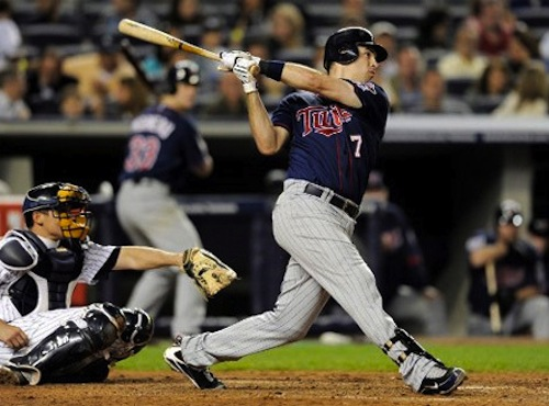 29 joe mauer hitting highest paid athletes