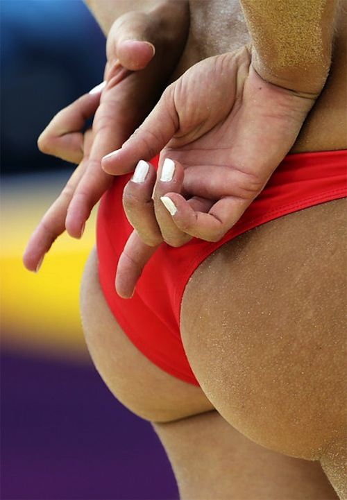 #3 2012 summer olympics beach volleyball liliana fernandez spain