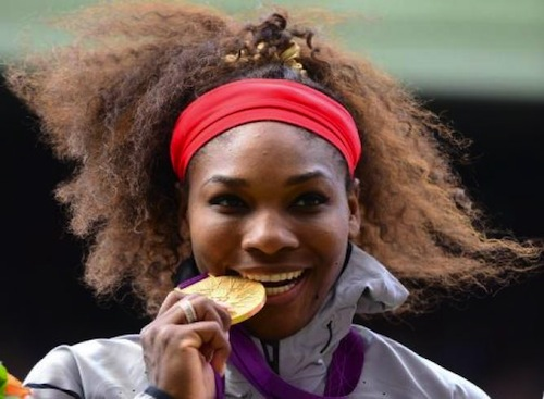 3 Serena Williams