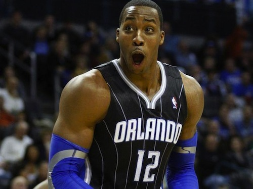 33 Dwight Howard highest paid athletes