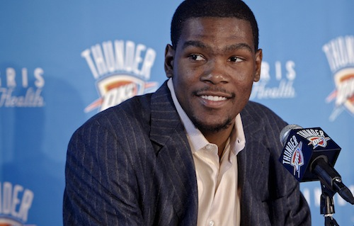 KEVIN DURANT highest paid athletes