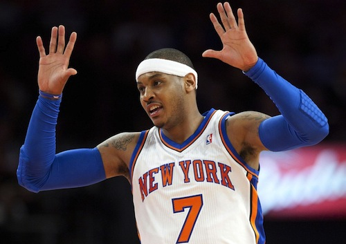 44 carmelo anthony