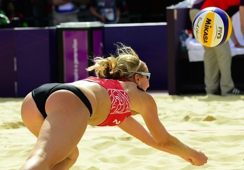 #45 2012 summer olympics beach volleyball russia