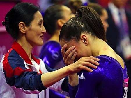 #8 jordan wieber crying olympics controversies