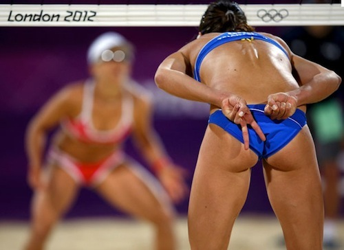 #9 2012 summer olympics beach volleyball 1