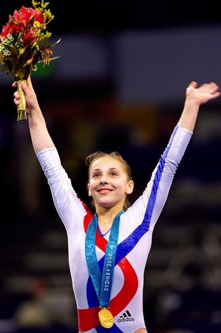 #9 Andrea Răducan olympics scandals controversies