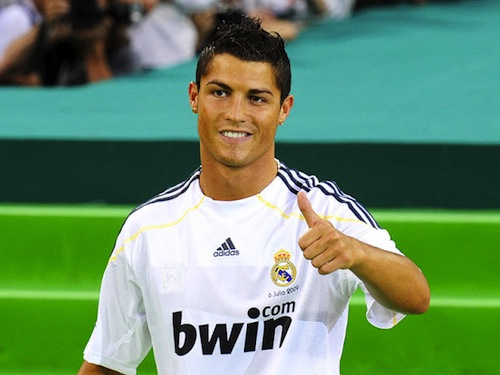 9 cristiano ronaldo highest paid athletes
