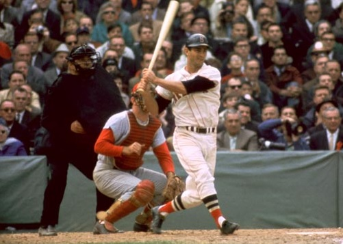 Carl Yastrzemski red sox