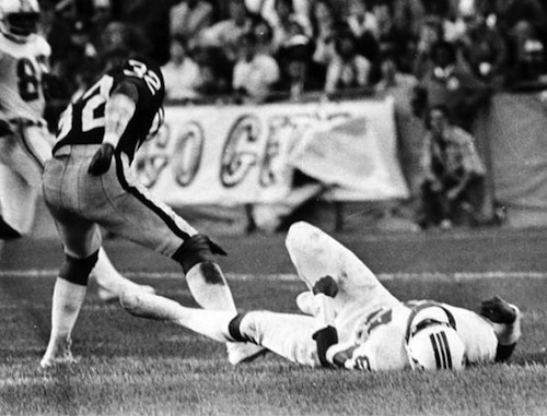 Darryl Stingley spinal injury