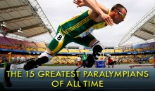 The 13 Greatest Paralympians of All Time