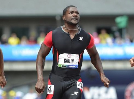 Justin Gatlin steroids excuse