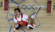 Weightlifter Sa Jae-Hyouk's Dislocated Elbow Is The 2012 London Olympics' Most Gruesome Injury (Photos & Video)
