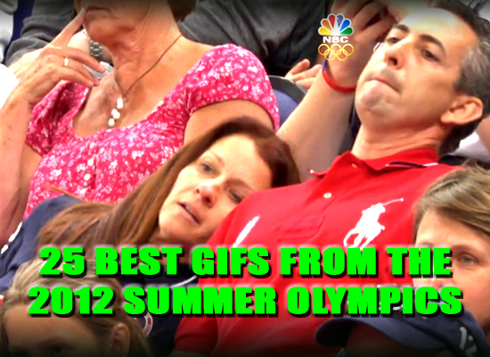 best gifs 2012 summer olympics