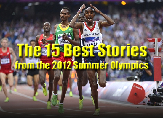 best stories from 2012 summer olympics