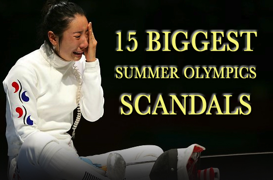 biggest summer olympics scandals controversies