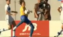 Brazil's Amanda Scores What May Be The Greatest Goal In Women's Soccer History (Video)