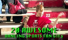 20 Awesome Dancing Sports Fan GIFs