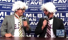 Watch Rangers Pitchers Derek Holland and Ryan Dempster Do A Tag-Team Harry Caray Impersonation (Video)