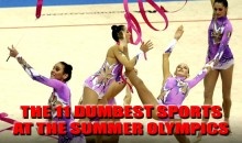 The 11 Dumbest Sports at the Summer Olympics