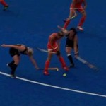 dutch field hockey slash