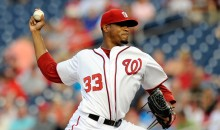 Stat Line Of The Night — 8/30/12 — Edwin Jackson
