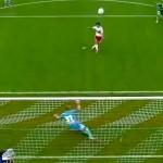 epic penalty kick fail