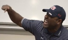 Check Out Motivational Speaker Eric Thomas's Passionate Speech To The Auburn Football Team (Video)