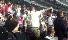 White Sox Fan Dances Like Nobody's Watching…But Everyone Is, And They're Laughing At Him (Video)