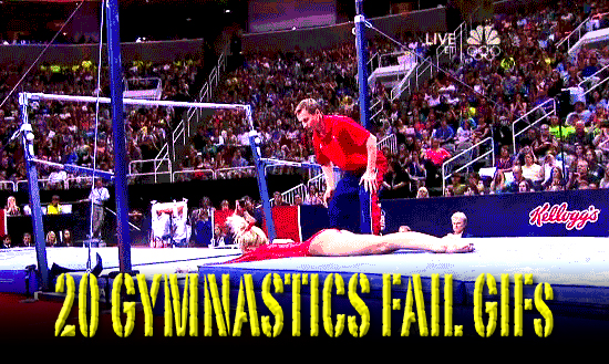 gymnastics fail gifs