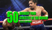 50 Highest Paid Athletes in the World (2012 Edition)