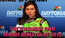 The 9 Highest Paid Female Athletes of 2012