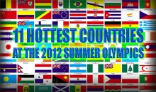 11 Sexiest Countries at the 2012 Summer Olympics