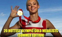 20 Hottest Olympic Gold Medalists (Summer Edition)