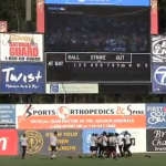 jackson generals perfect game celebration