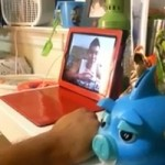 jeremy lin skype chat with 5-year-old fan