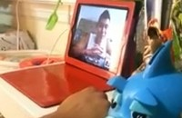 Jeremy Lin Skypes With 5-Year-Old Fan Who Was Heartbroken The Knicks Didn't Resign Him (Videos)