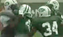 New York Jets Fight During Training Camp Practice (Video)